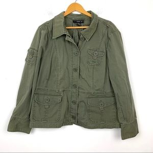 Venezia Womens Jacket Size 18/20 Long Sleeve G3